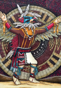 """Hopi Eagle Spirit"" by Bill Migan"