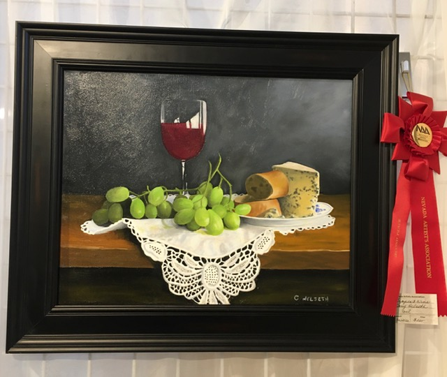 """Grapes and Wine"""